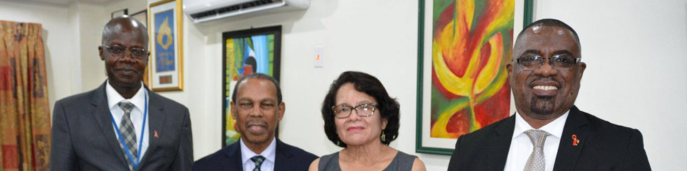 UN Special Envoy for HIV in the Caribbean